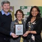 FiA welcomes Mayor of Merton